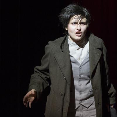 Pierotto | Linda di Chamounix | Gaetano Donizetti | Stadttheater Gießen | Foto: Rolf K. Wegst | 2015