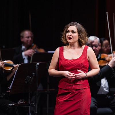 Neujahrskonzert | Stadttheater Gießen | Philharmonisches Orchester Gießen | Foto: Katrina Friese | 2020