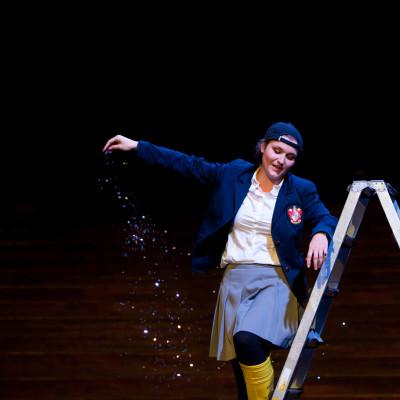 GOLD! | Leonard Evers | Theater Basel | Foto: Susanna Drescher | 2015